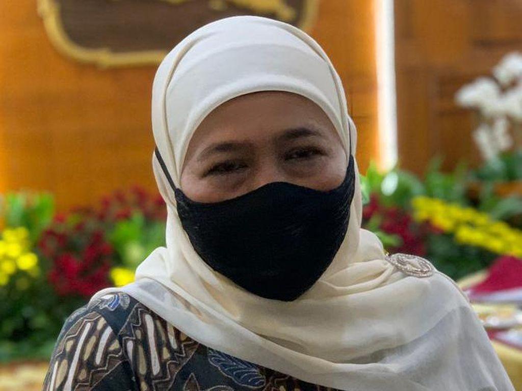 Gubernur Khofifah Bolehkan Bukber Asal Patuhi Prokes Ketat