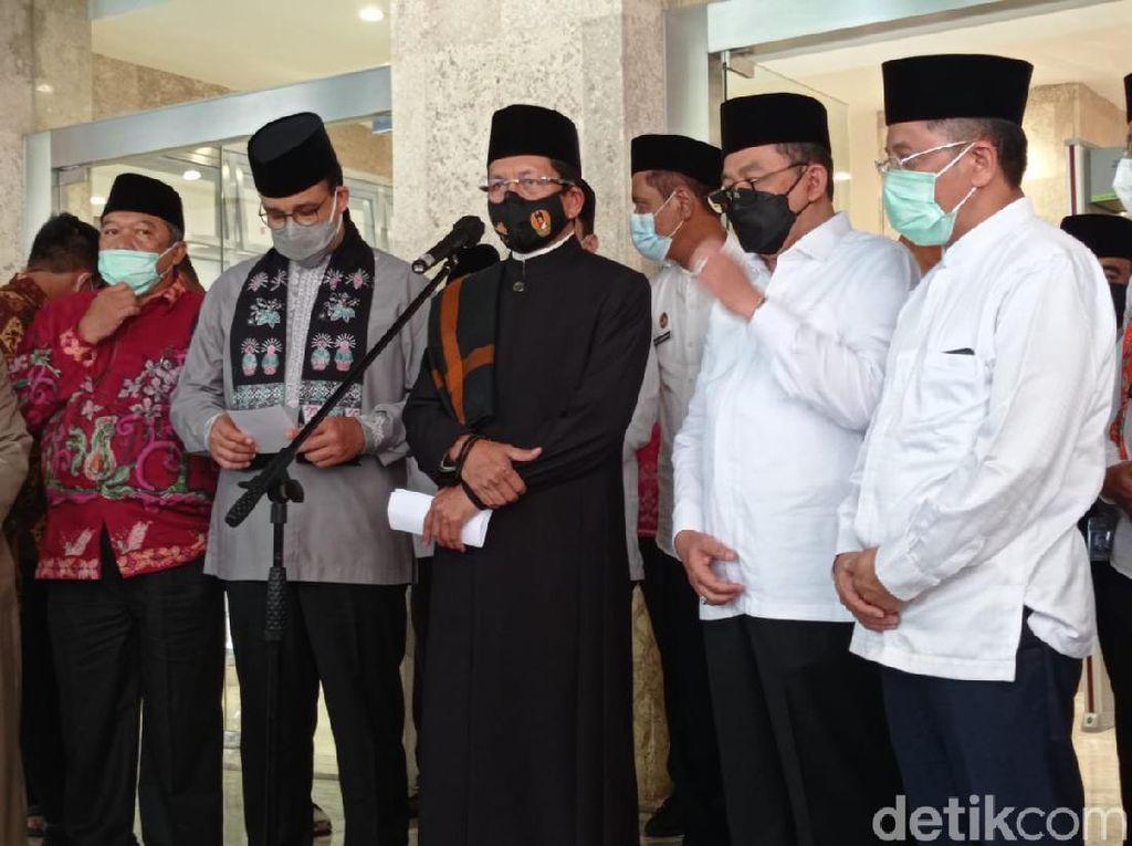 Masjid Istiqlal Buka Salat Tarawih Saat Ramadhan, Kapasitas Dibatasi