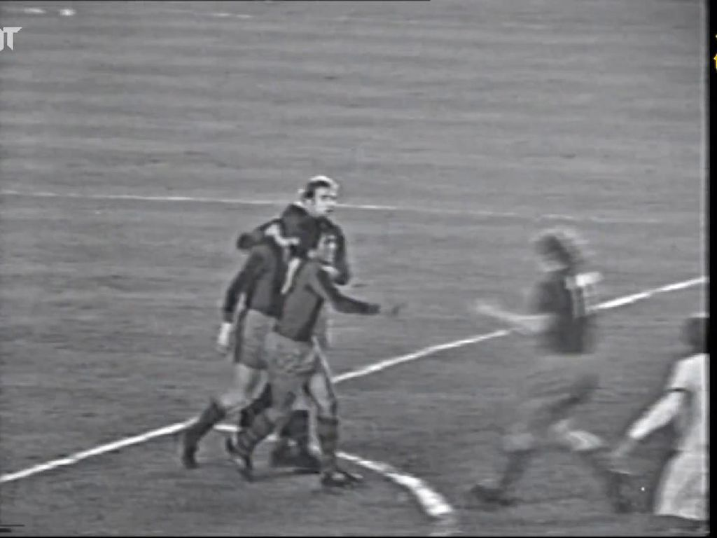 El Clasico: Nostalgia Gol Cantik Johan Cruyff Vs Real Madrid