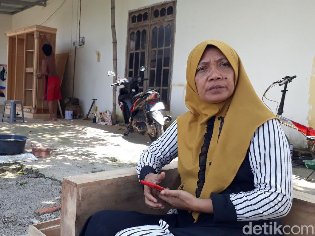 Kata Tetangga soal Uang Seorang Warga Kampung Miliarder Tuban Habis