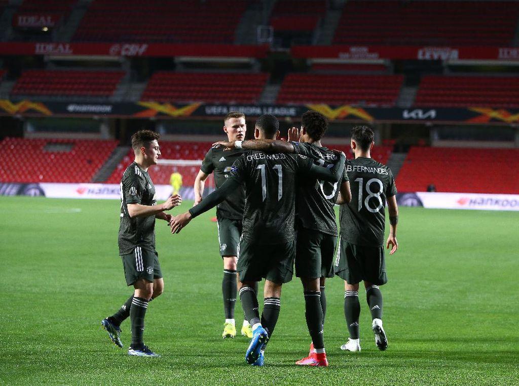 Granada Vs Man United: Kemenangan Luar Biasa MU