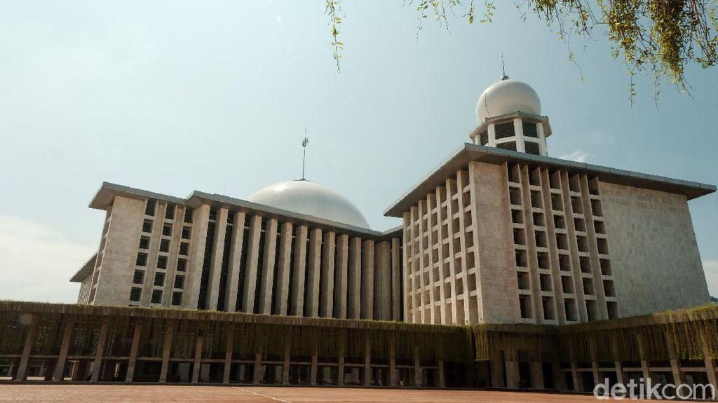 Masjid Istiqlal Siap Gelar Salat Tarawih Berjamaah Secara Terbatas