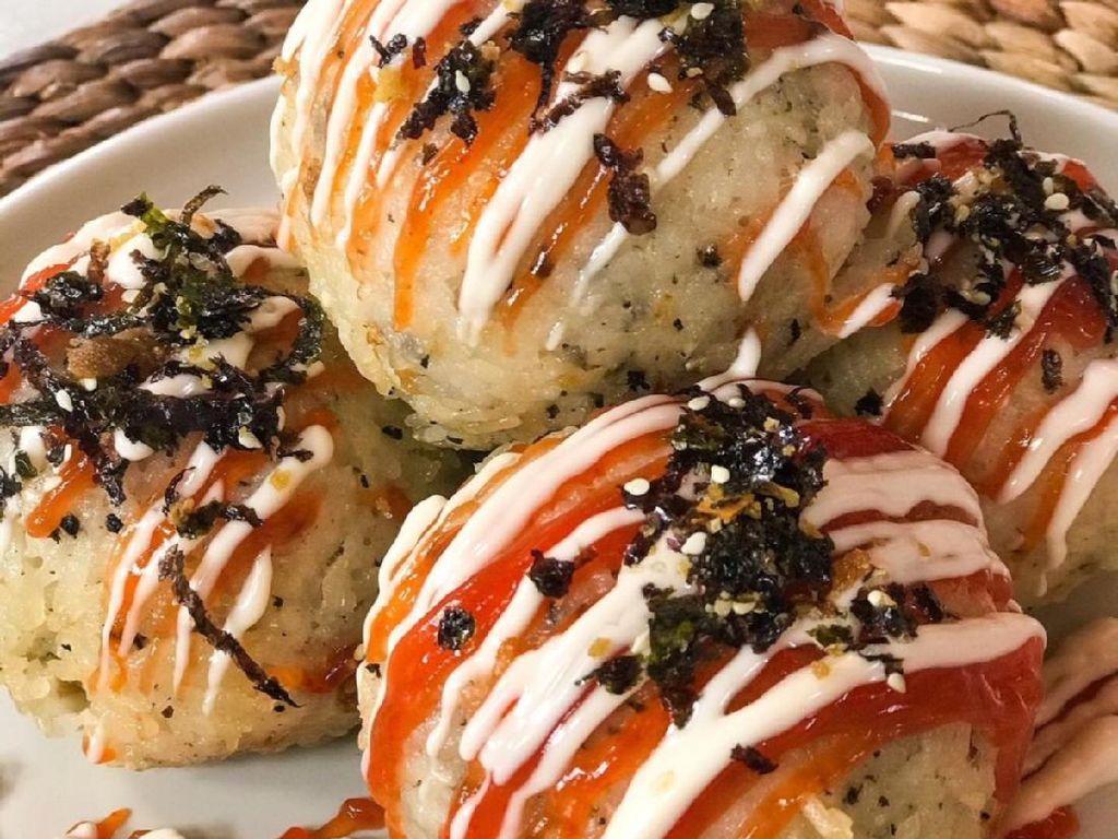 Masak Masak : Nasi Kepal Goreng yang Lezat Buat Camilan si Kecil