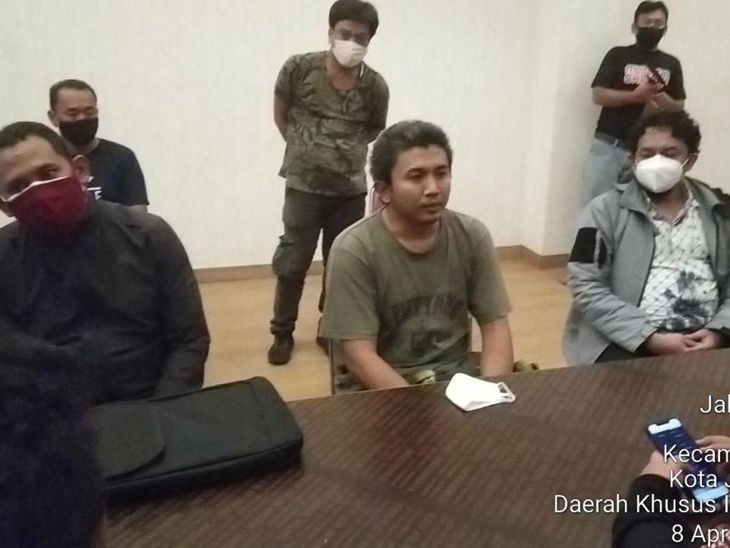 Akhir Pelarian Singkat Buron Teroris Nouval Farisi