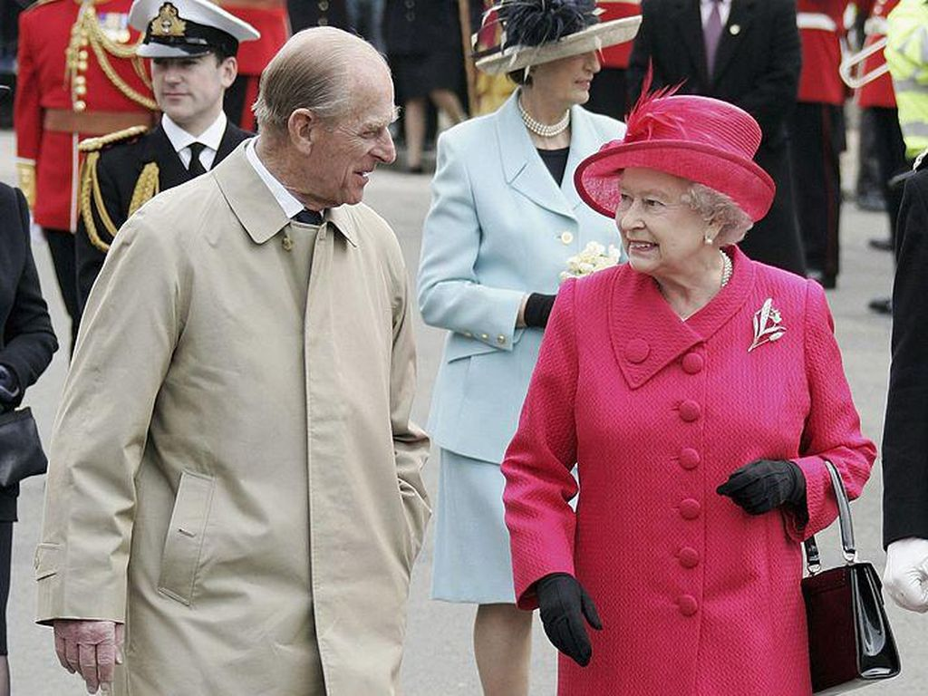 Kisah Romansa Pangeran Philip dan Ratu Elizabeth yang Ukir Sejarah