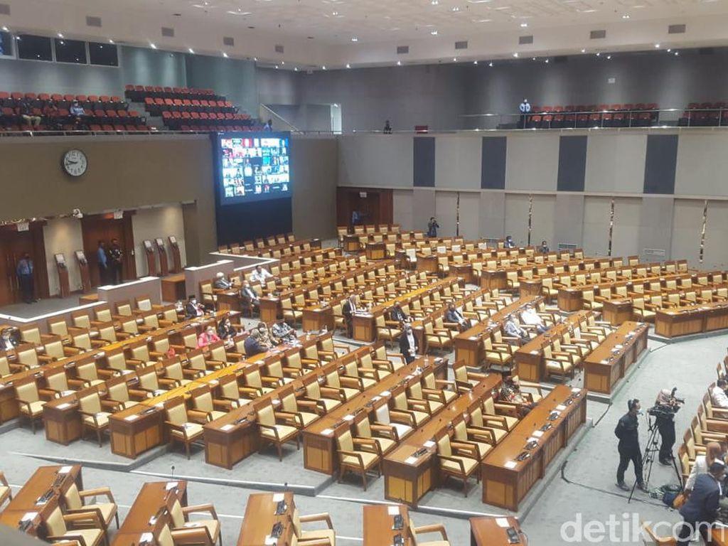 DPR Sepakat Butuh Anggaran Rp 7,9 Triliun untuk 2022
