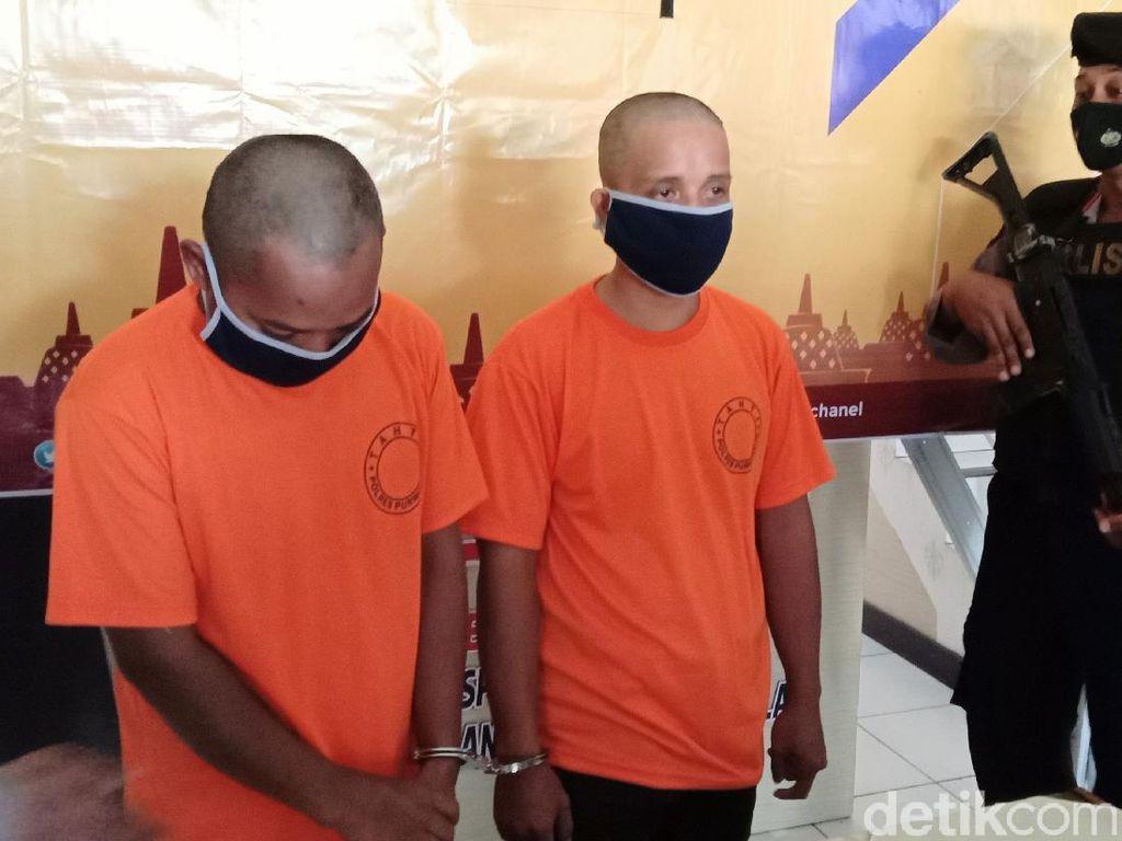 Pengakuan Bejat 2 Ninja Cabul Peneror Wanita di Purworejo