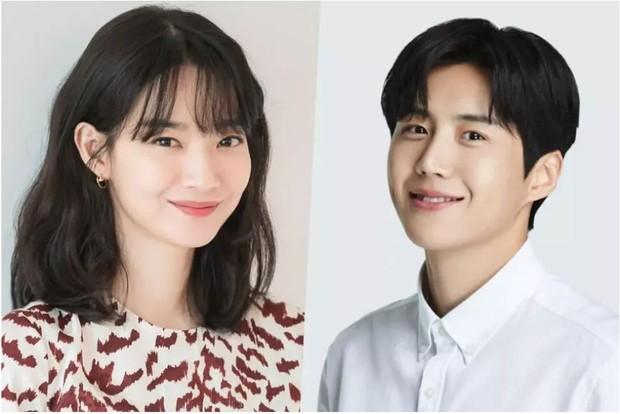 Shi Min Ah dan Kim Seon Ho