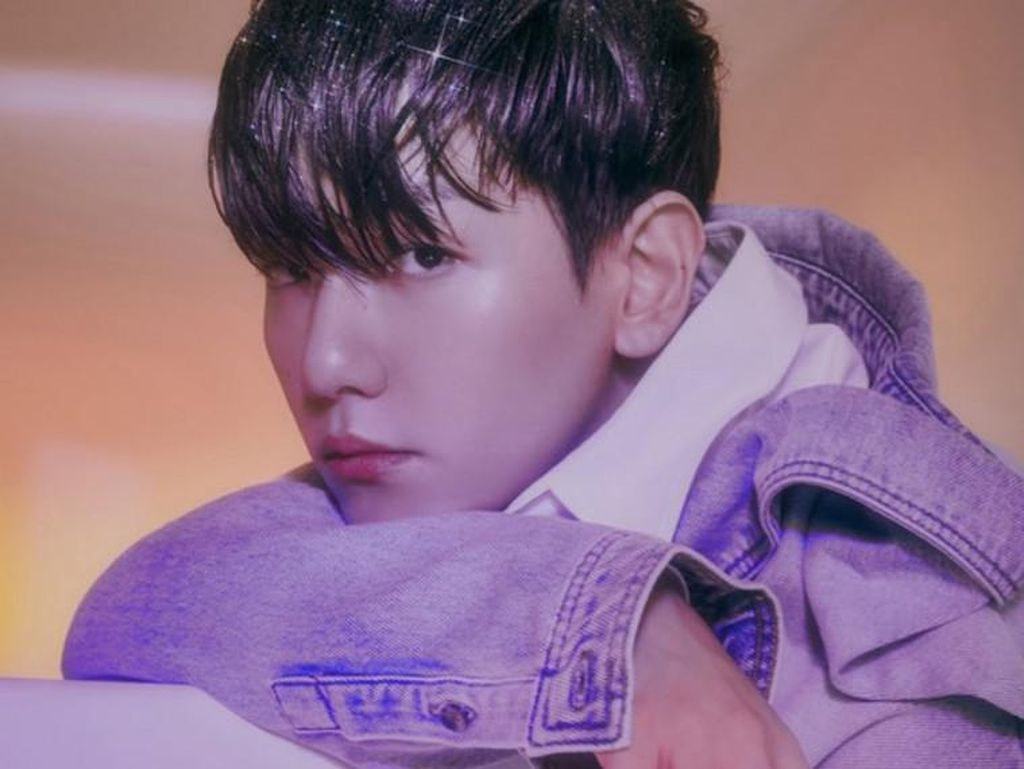 Album Bambi Terjual 1 Juta Kopi, Baekhyun EXO Raih 2 Gelar Million Seller