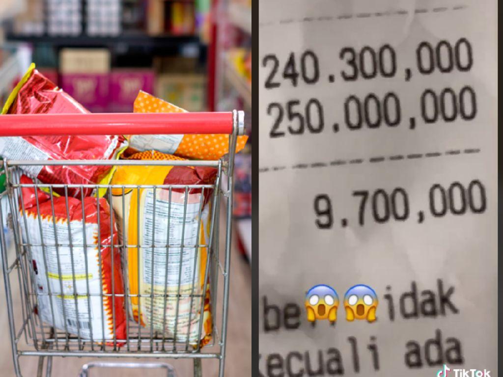 Viral Belanja Camilan Rp 250 Juta, Ini Fakta Sesungguhnya!