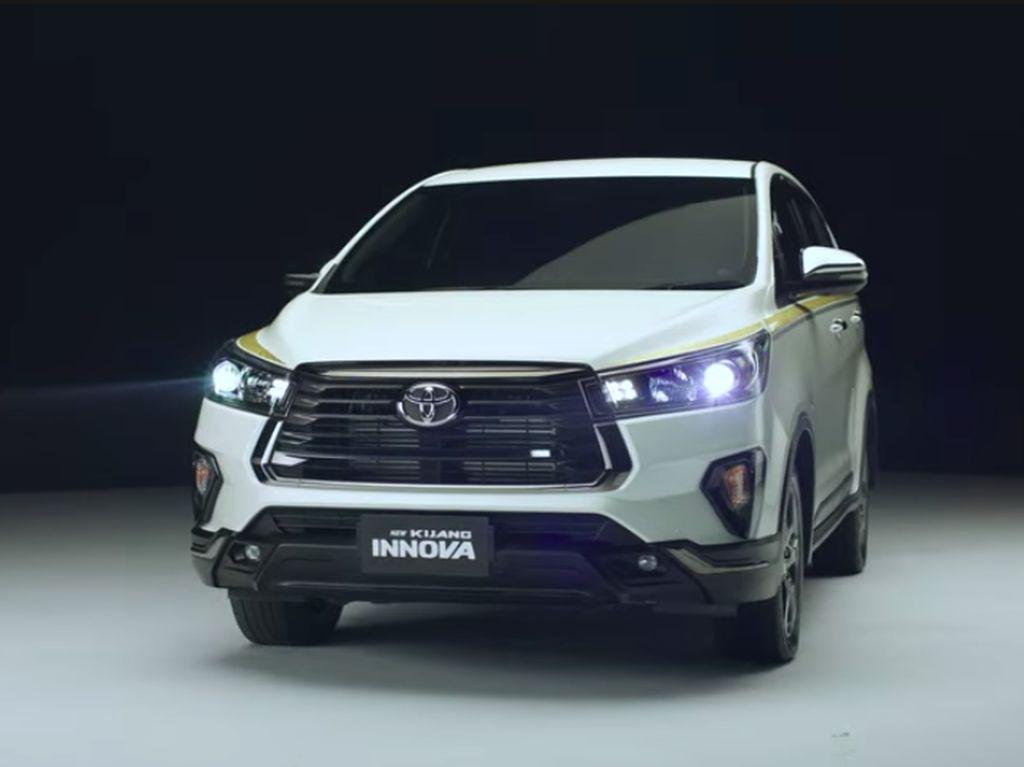 Toyota Kijang Innova Limited Edition Dijual Rp 400-an Juta, Jumlahnya Terbatas!