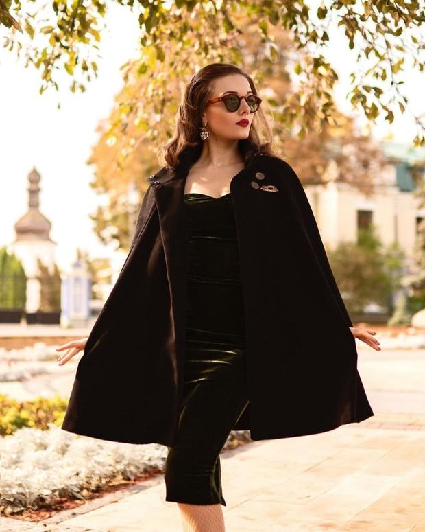 Velvet and Coat