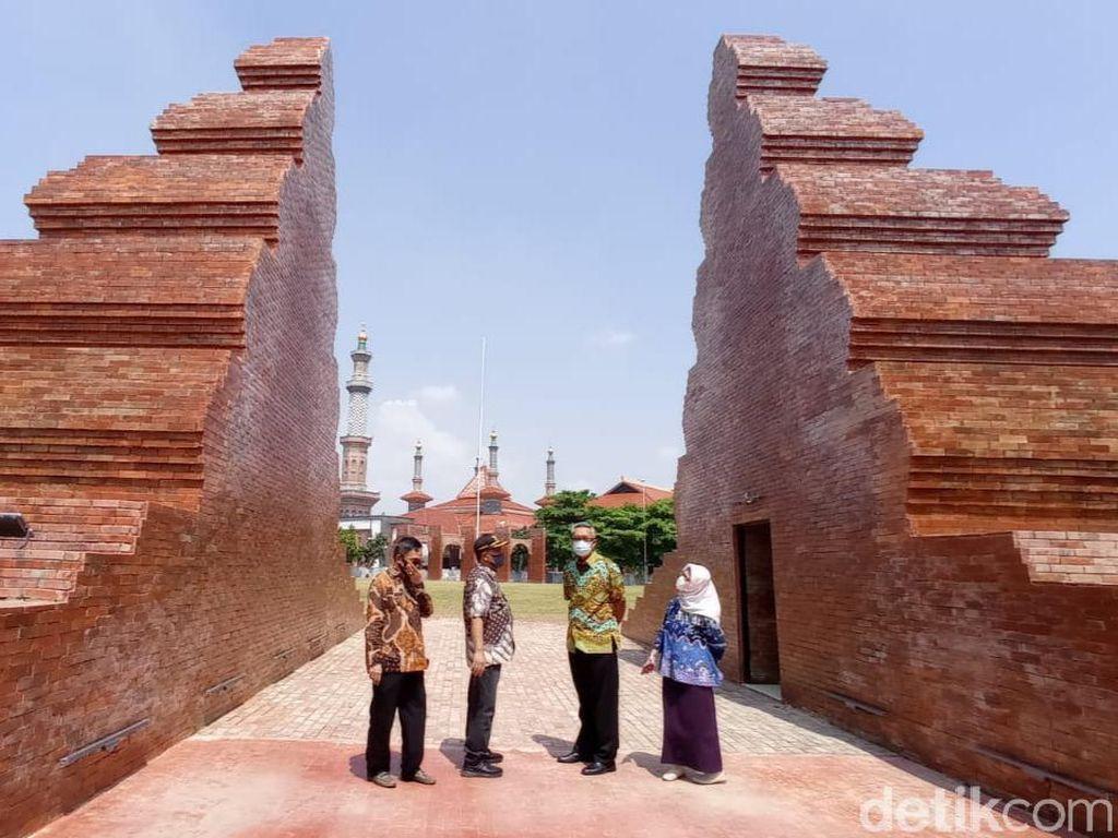 Wajah Baru Alun-alun Kejaksan, Walkot Cirebon: Minim Tempat Swafoto