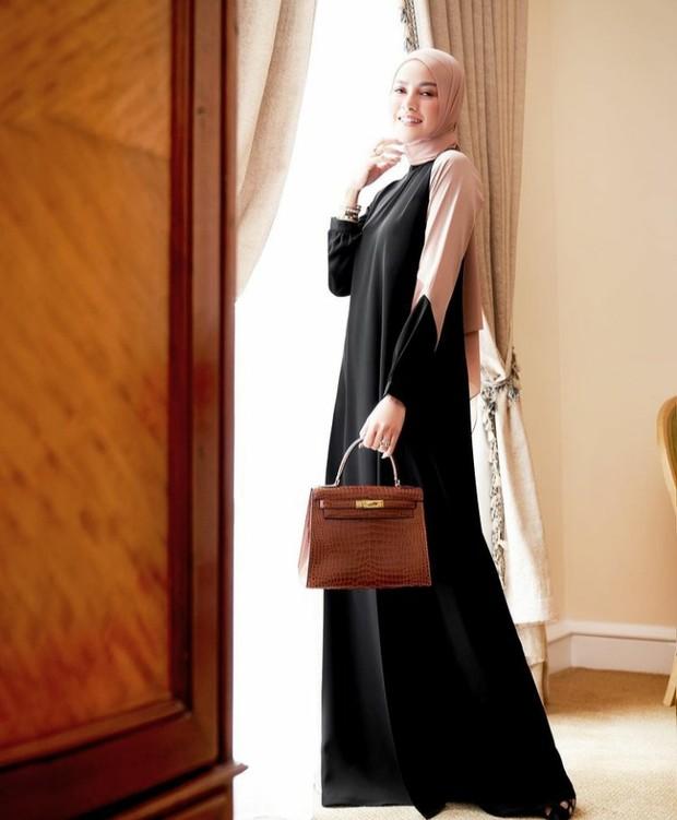 8 Style Hijab Ala Olla Ramlan
