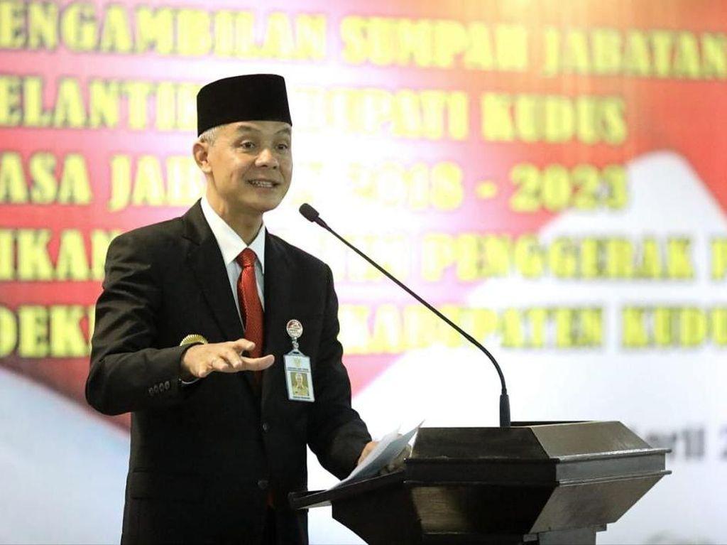 Ganjar Sarankan Ombudsman Juga Lakukan OTT