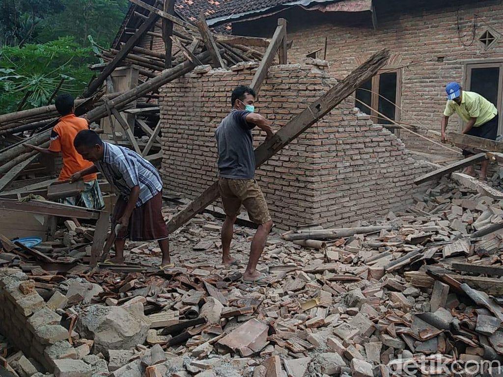 Malang Tetapkan Darurat Bencana Gempa