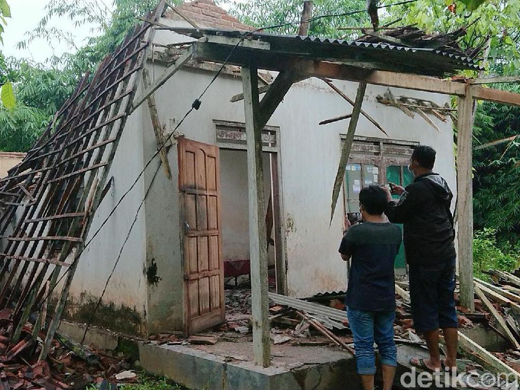BPBD Jatim Salurkan Bantuan ke Tiga Kota/Kab Usai Gempa Malang