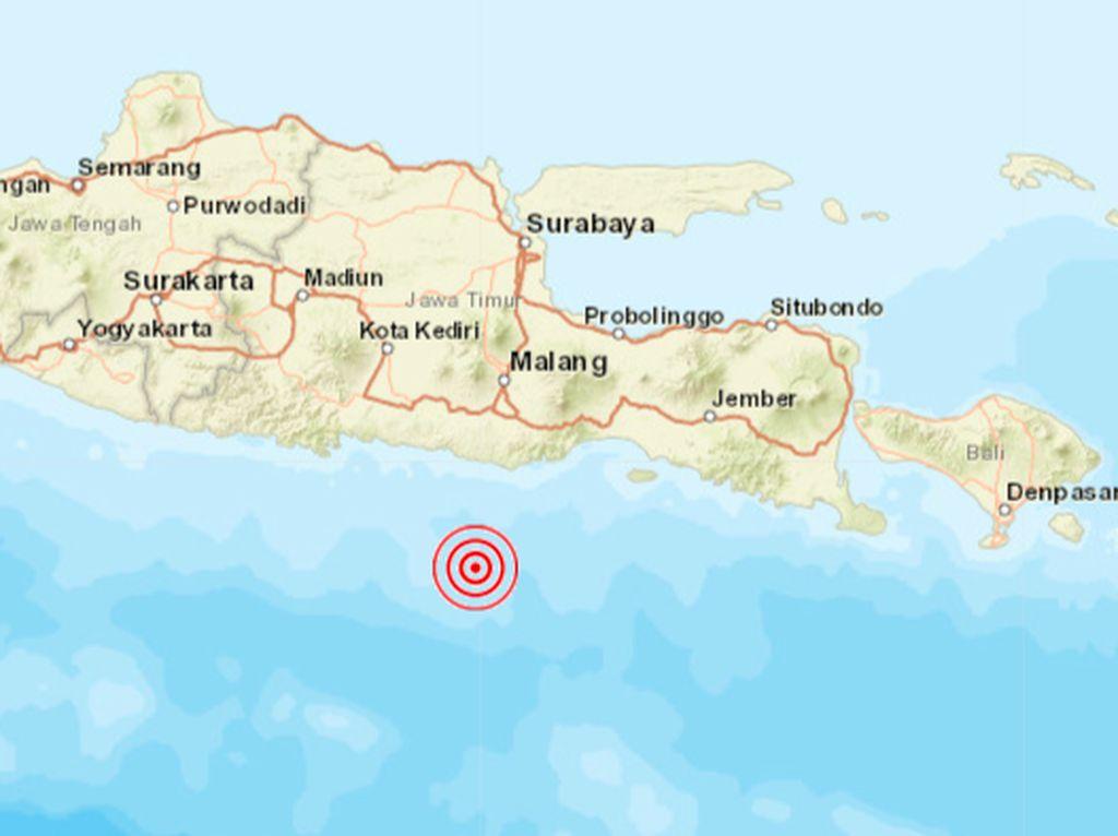 BMKG: Gempa Malang M 6,1 di Zona Megathrust, Patut Disyukuri Tak Tsunami