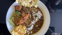 Murah Banget! Bawa Duit Rp 3.000 Bisa Makan Rawondan Nasi Penjara Enak