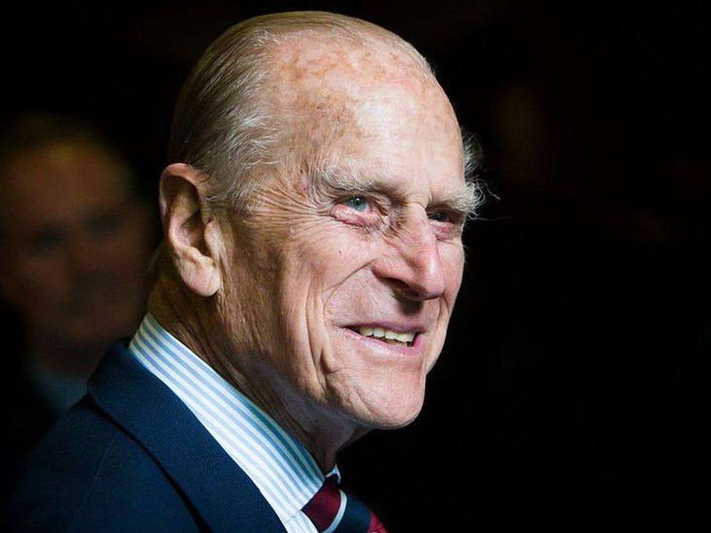 Penampakan London Dipenuhi Tribute untuk Pangeran Philip