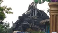 Patung King Kong di Jatim Park 2 Rusak Imbas Gempa M 6,1 Malang