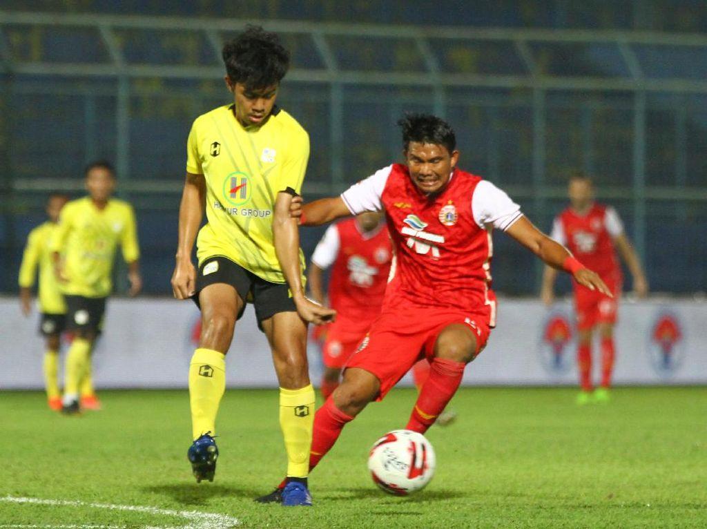 Persija ke Semifinal Piala Menpora, Sudirman: Alhamdullilah!