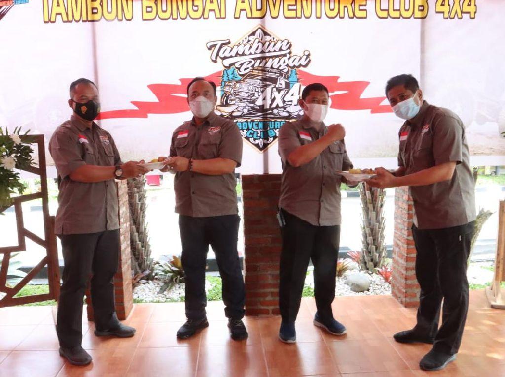 Perkuat Sinergisitas, TNI-Polri dan Forkopimda Kalteng Bentuk Organisasi