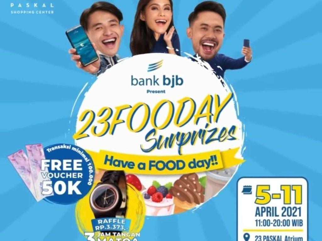 bank bjb Gelar Promo Belanja di 23 Paskal Shopping Center Bandung