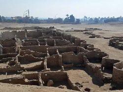 Kota Emas Ditemukan di Mesir, India Catat 145 Ribu Kasus Corona Sehari