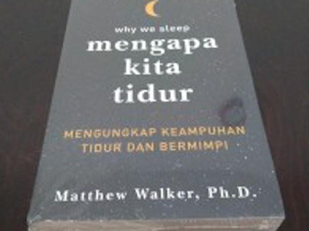 Memperbaiki Pengetahuan Kita tentang Tidur