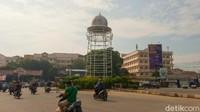 Penjelasan Pemprov Banten soal Viral Tugu Pamulang Beda dengan Desain