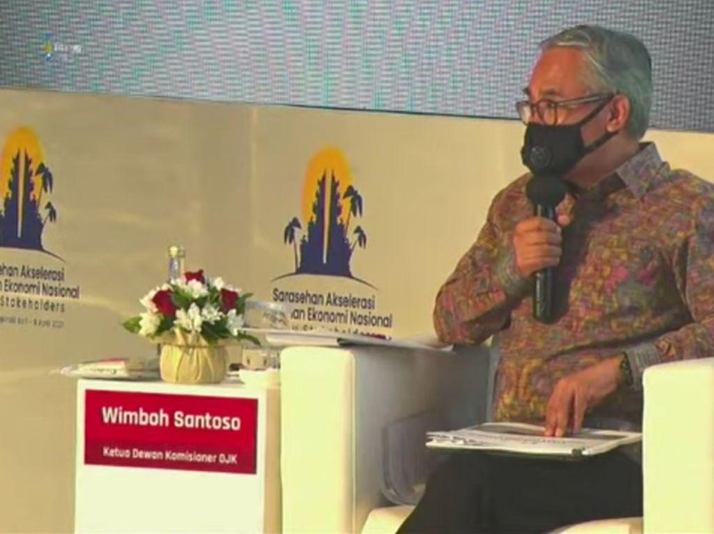 Ketua OJK Sebut Himbara Siap Suntik Modal Pengusaha Hotel & Restoran