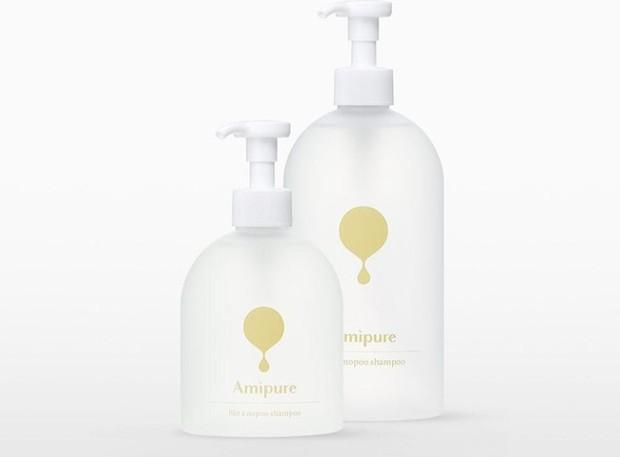 Amipure Like A Nopoo Shampoo.