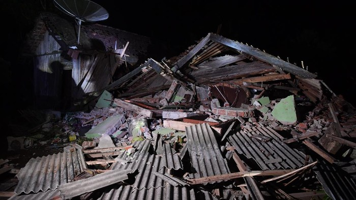 Yang Hilang karena Gempa Malang