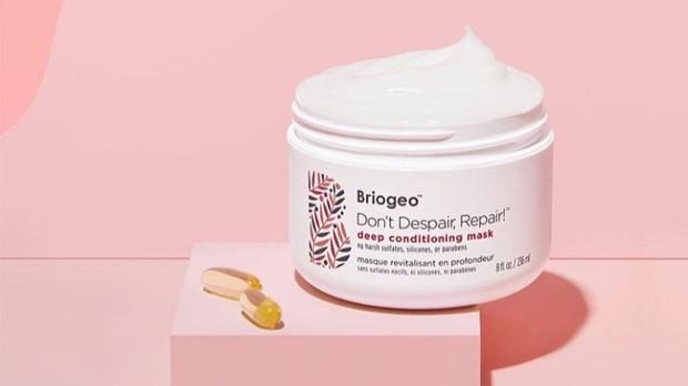 Briogeo Deep Conditioning Mask.