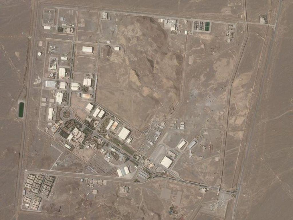 Fasilitas Nuklir Iran Sempat Alami Masalah, Diklaim Tak Kontaminasi Manusia