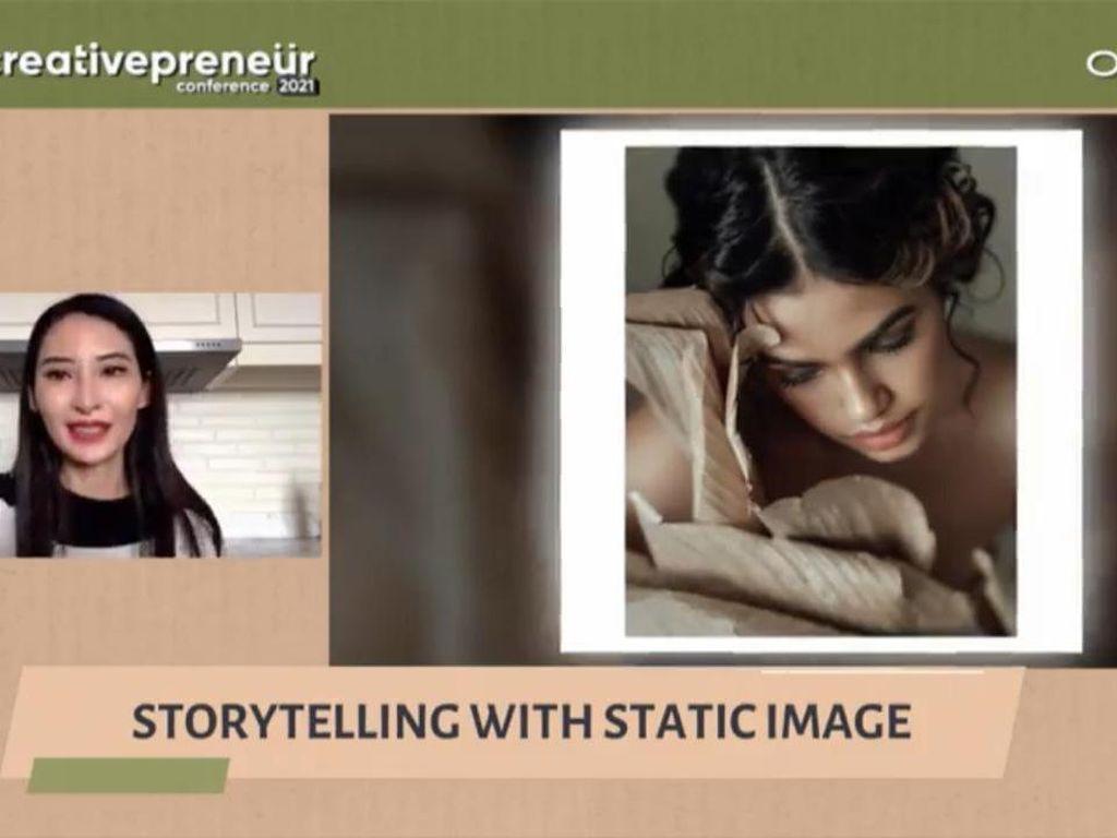 Fotografer Ini Ungkap Cara Jitu Bangun Personal Branding