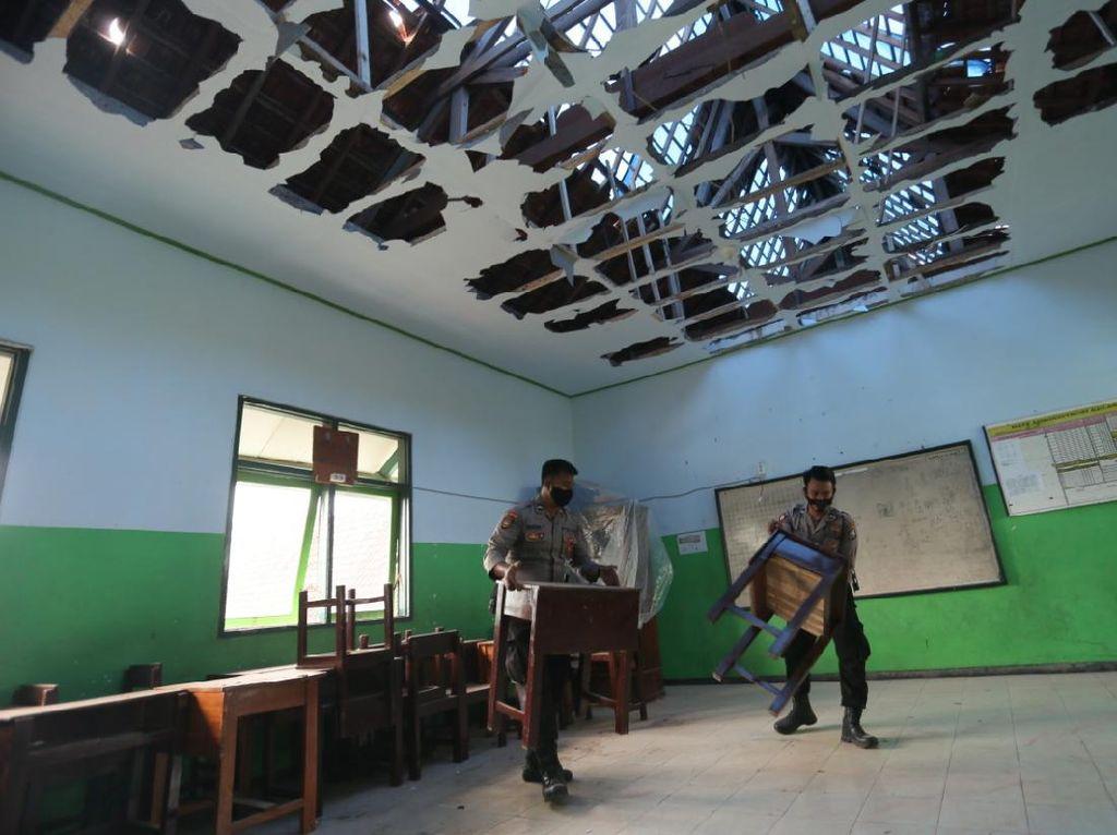 Gempa Malang Rusak 327 Bangunan di Blitar Raya, Kerugian Rp 1,3 Miliar