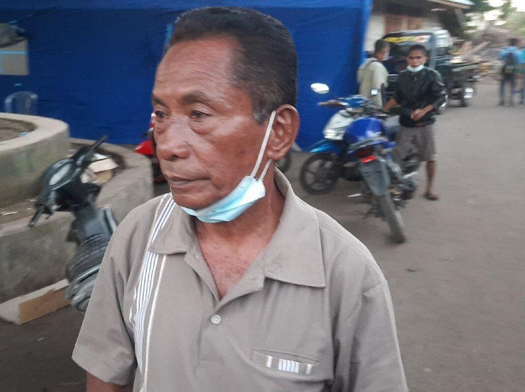 Kades: Pengungsi Banjir NTT di Desa Nelelamadike Butuh Makan Ikan Hingga MCK