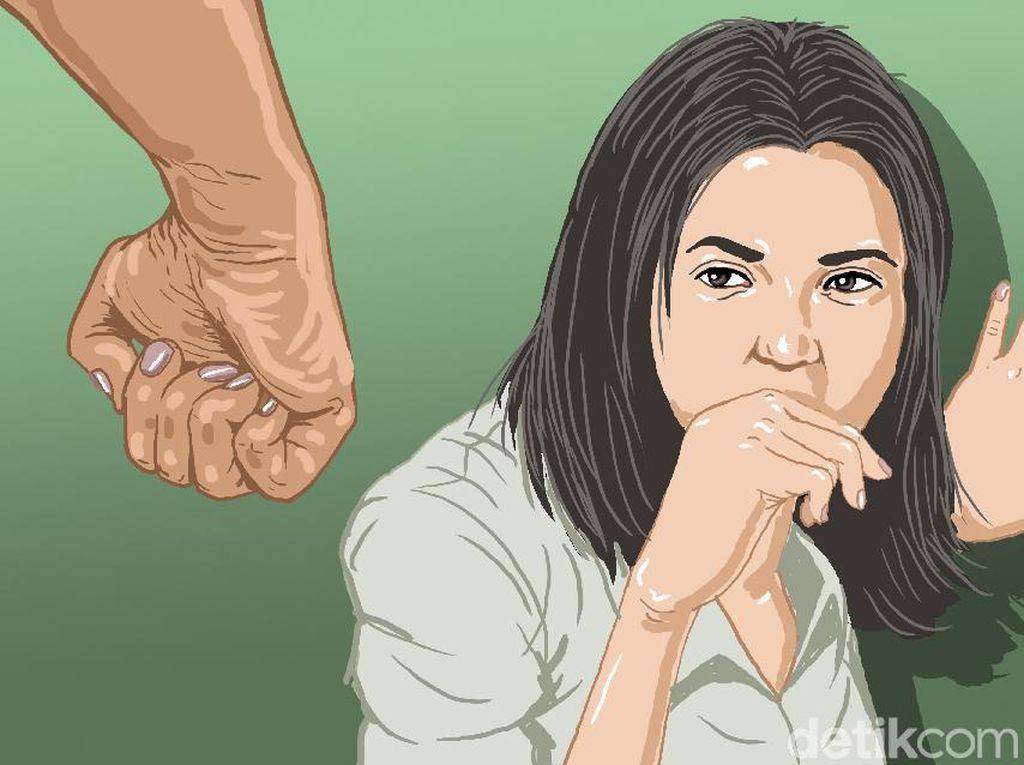 Minta Cemilan buat Menambah ASI, Ibu Muda di Tangsel Dianiaya Suami