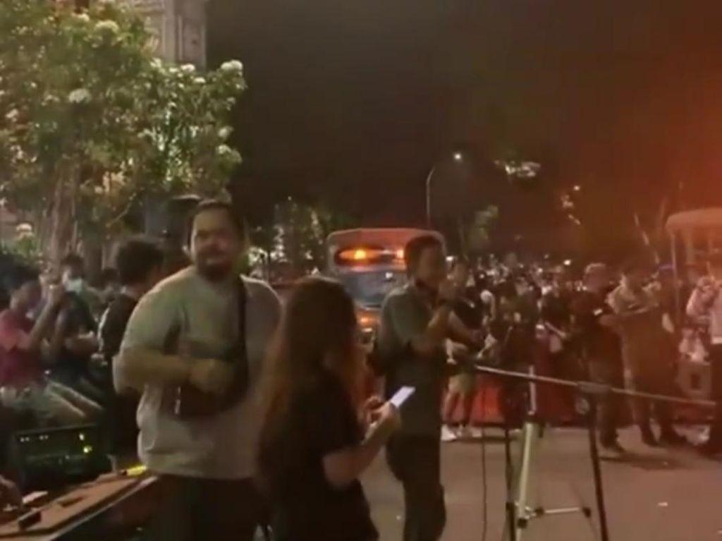 Viral Konser Musik di Tangerang Dijaga Petugas, Satpol PP Evaluasi