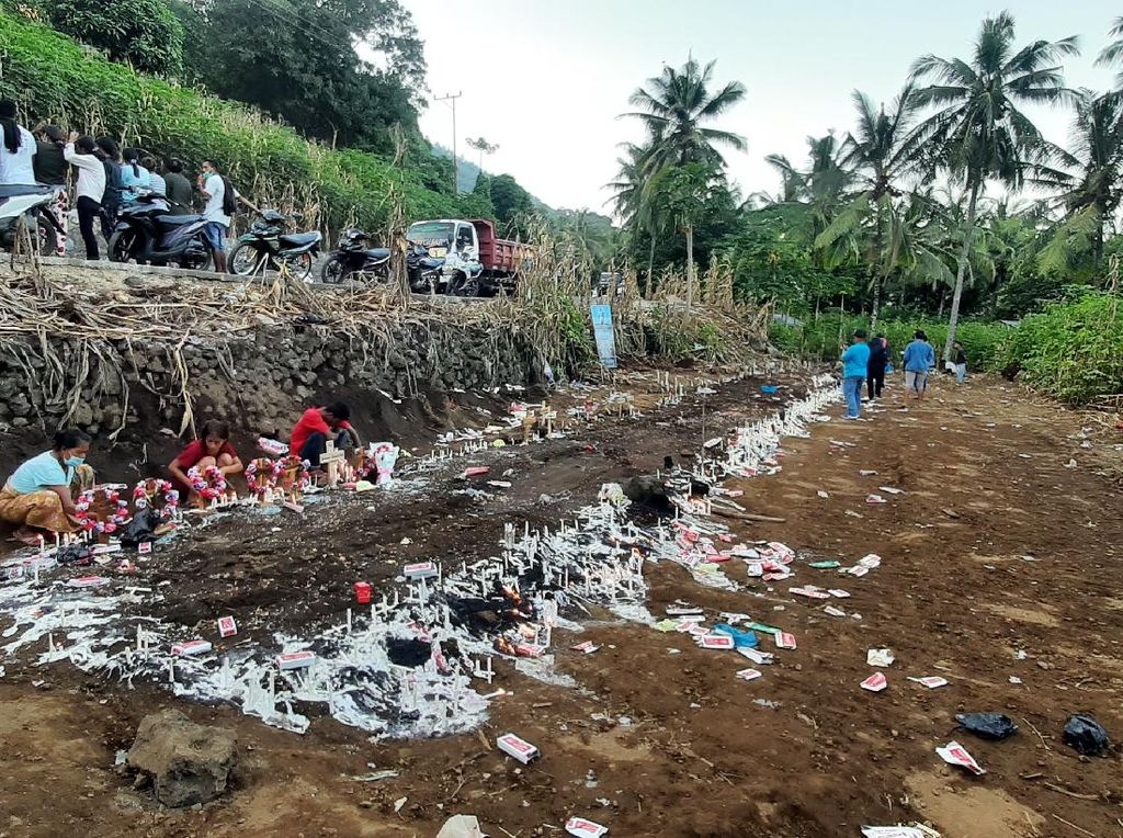 Update Korban Banjir-Longsor di NTT: 177 Tewas, 45 Hilang