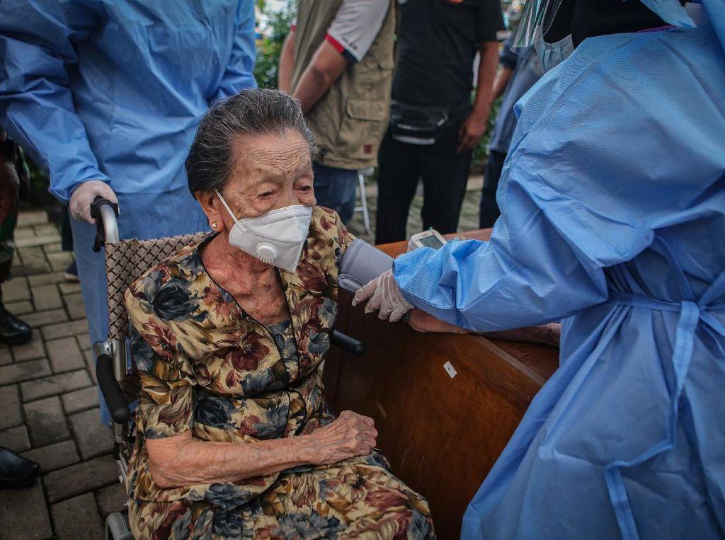Tertinggi di Indonesia, DKI Jakarta Sudah Vaksinasi 496.450 Orang