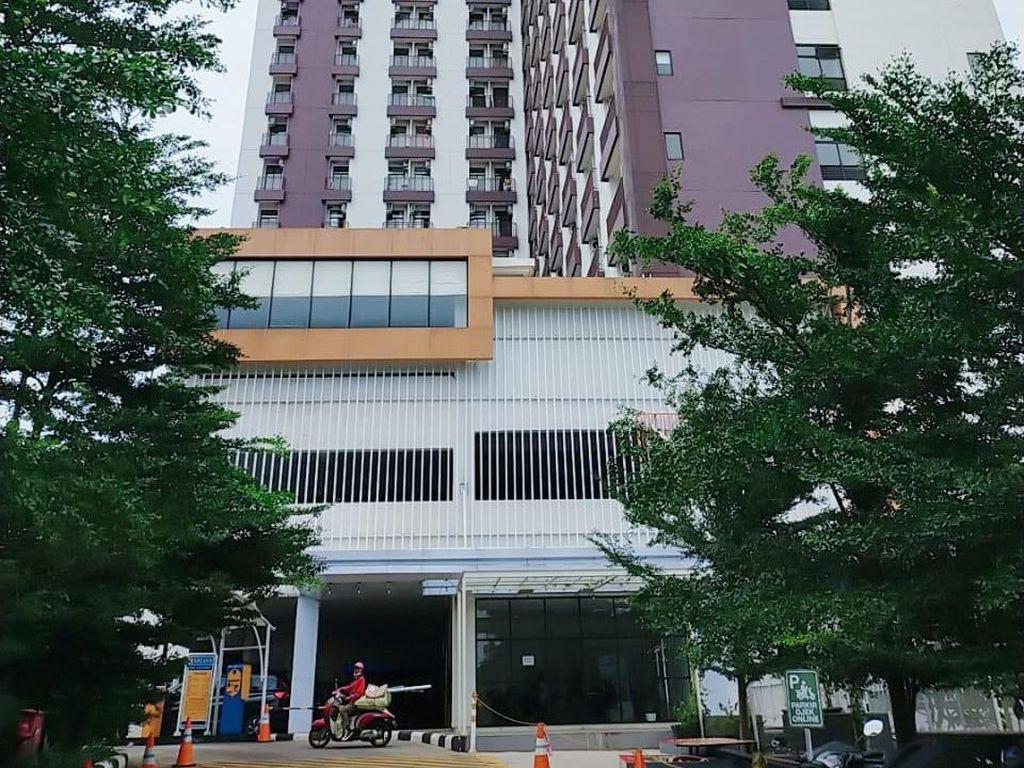 Apartemen di Depok Disulap Jadi Hotel