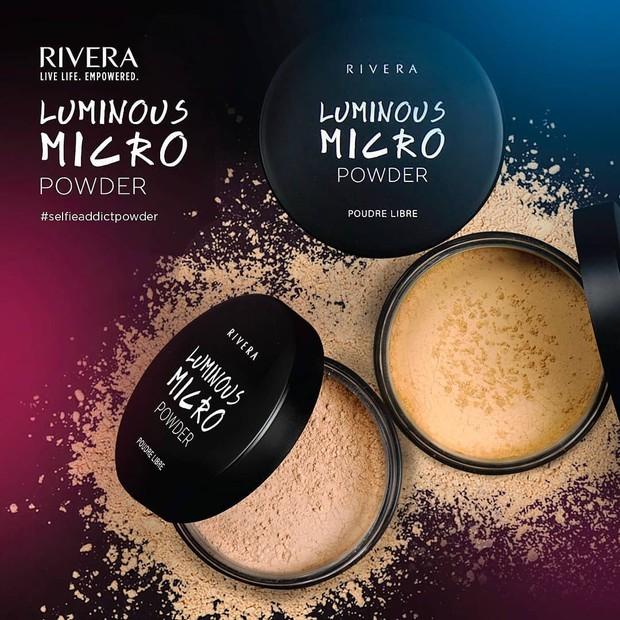 Loose powder dari brand lokal