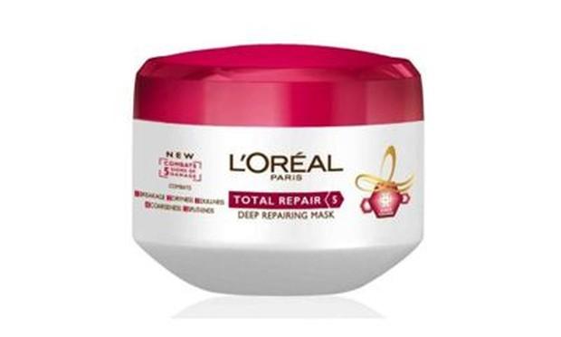L'Oreal Paris Total Repair 5 Deep Repairing Mask/loreal-paris.com