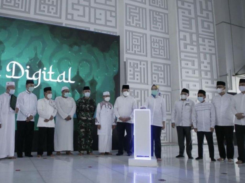 Pemkot Tangsel Luncurkan Musaf Al Quran Digital
