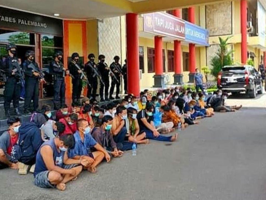 Dugaan Beking Aparat Bikin Panjang Umur Kampung Narkoba Palembang