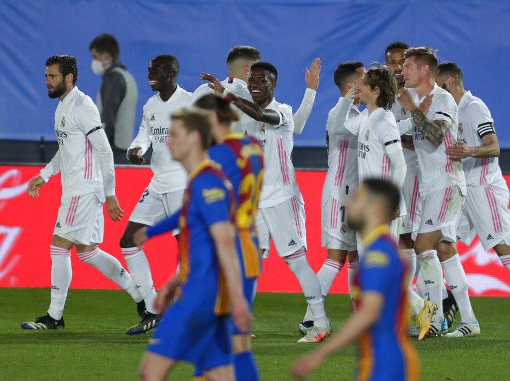 UEFA Terus Ancam Madrid, Barca, Juve, dan Milan
