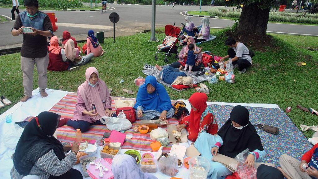 Mengenal Tradisi Cucurak Jelang Ramadhan di Bogor
